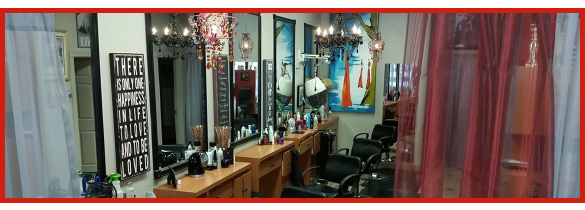 About us, our story, our salon