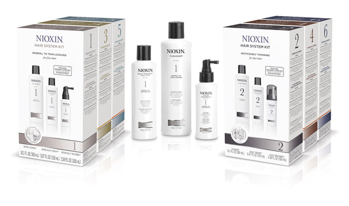 Nixon Hair Products